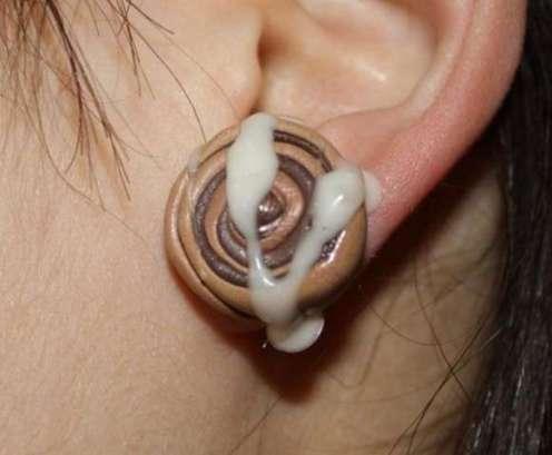 cinnamon-bun-earrings